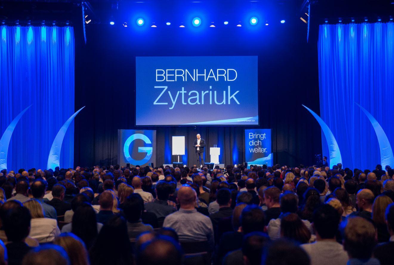 Bernhard Zytariuk Teambuildingexperte